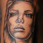 Tattoo by Rossana Bonetto, Bloody Mary Tattoo Parlour
