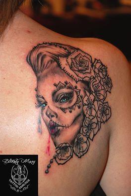 RossanaBonetto BloodyMaryTattooParlour1 Tattoo by Rossana Bonetto, Bloody Mary Tattoo Parlour