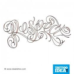 Tatto Idea scritte3 250x250 Disegni Tattoo   Scritte