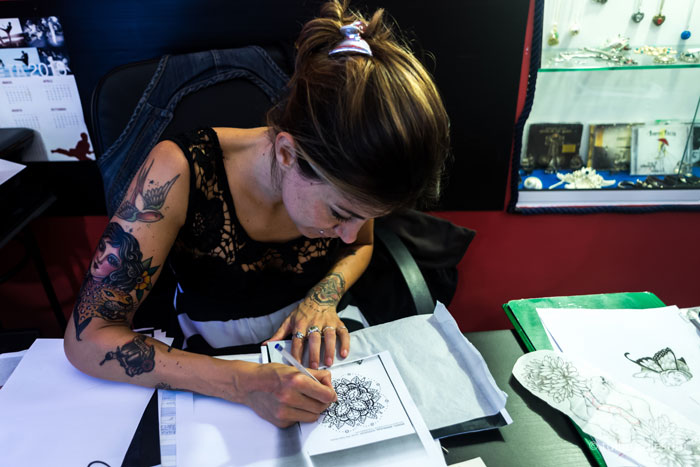 Tattoo by L'Altra Metà, Gaeta