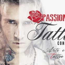 There's Idea Tattoo at the Passion Art Tattoo