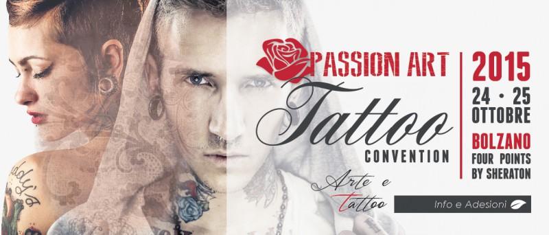 Passion Art Tattoo
