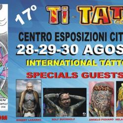 Vieni a trovare Idea Tattoo alla Ti-Tattoo