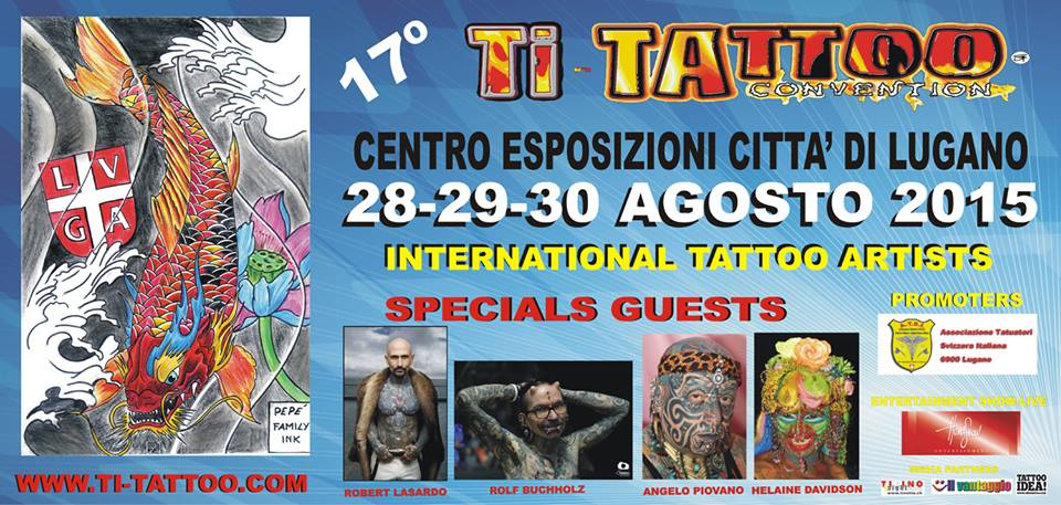 Let's meet @ Ti-Tattoo