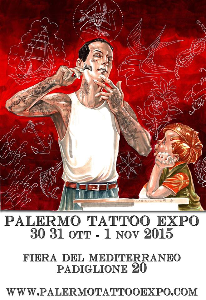 Palermo Tattoo Expo: ready to go?