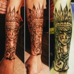 Anatomy Tattoo Studio (Le Puy en Velay - France)