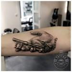 Mickii Delux Tattoo (Helsingborg - Sweden)