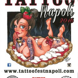 International Tattoo Fest Napoli 20/22.5.16