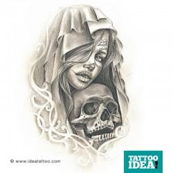 La Catrina Tattoo segna il mondo del tatuaggio