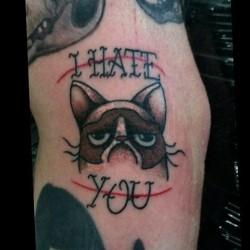 Cat-too Stars : i gatti più famosi (e tatuati) del web