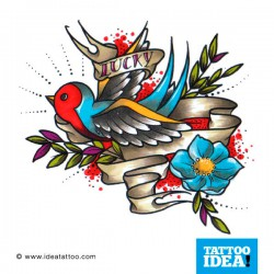 Tatto idea bird5 250x250 Drawings Tattoo