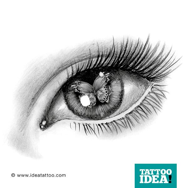 abbastanza Occhi Tattoo - - Gallery Disegni | IdeaTattoo HY05