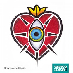 Tattoo Idea occhio eye design7 250x250 Drawings Tattoo