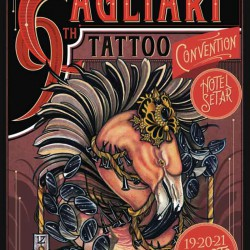 9th Cagliari Tattoo Convention 19-20-21 Agosto 2016
