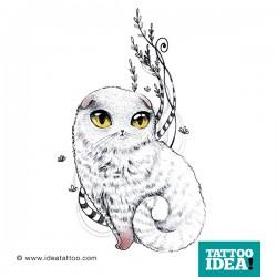 tattoo surrealism ania tomicka6 250x250 Tattoo Disegni   Big Eyes
