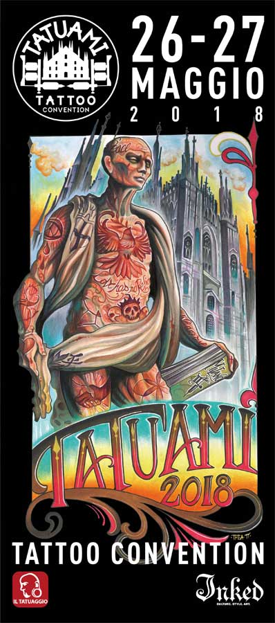 6th Tatuami Tattoo Convention